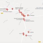 Localisation Charquemont