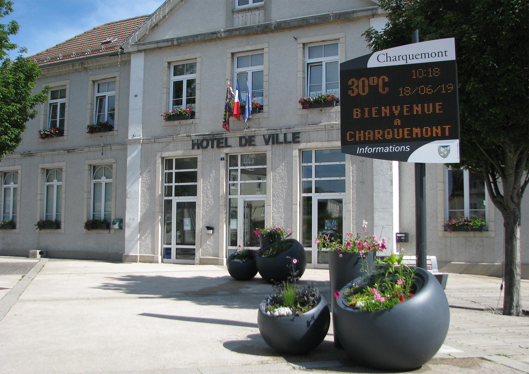 Bienvenue à Charquemont